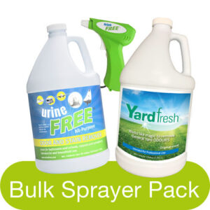 UrineFree – YardFresh Bulk Sprayer Pack