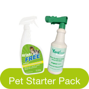 PetFresh – YardFresh Pet Starter Pack