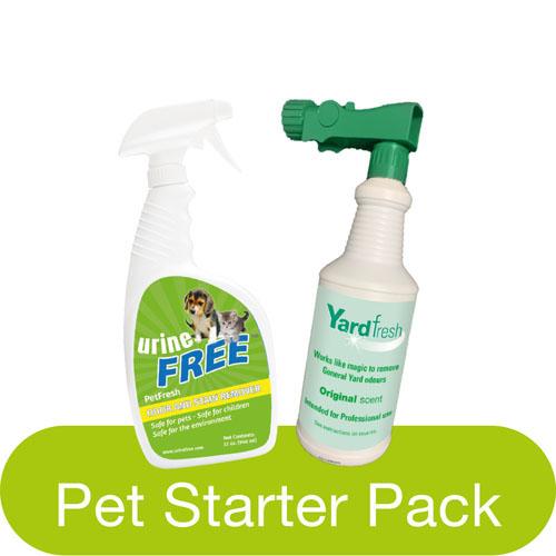 PetFresh – YardFresh Pet Starter Pack