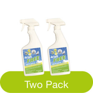 UrineFree Two Pack